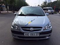 Bán xe cũ Hyundai Click 1.4 AT đời 2008, màu bạc, nhập khẩu Hàn Quốc