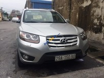 Cần bán gấp Hyundai Santa Fe đời 2011, màu trắng chính chủ