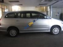 Cần bán xe Toyota Innova G đời 2013, màu bạc
