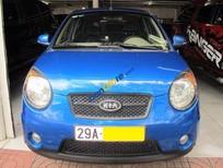 Bán xe Kia Morning SLX 1.0AT đời 2010, màu xanh lam, nhập khẩu, giá tốt