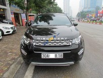 Land Rover Discovery Sport HSE Luxury 2015 màu đen