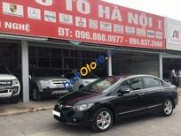 Bán Honda Civic 2.0AT 2010, màu đen, giá 562tr