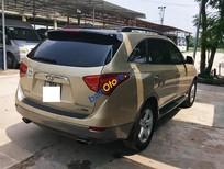 Cần bán gấp Hyundai Veracruz đời 2007, màu vàng