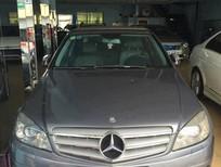 Bán xe Mercedes C230 2009, màu bạc, xe nhập, giá cực tốt