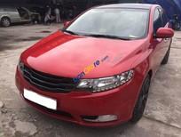 Cần bán Kia Forte SX 1.6AT đời 2013, màu đỏ