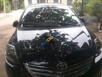 Cần bán lại xe Toyota Vios E đời 2012, màu đen
