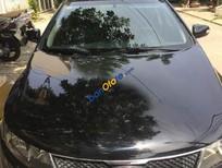 Bán xe cũ Kia Forte Sli sản xuất 2009, màu đen, nhập khẩu chính hãng
