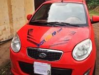 Bán Kia Morning SX đời 2012, màu đỏ