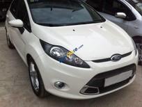 Cần bán lại xe Ford Fiesta 1.6 AT năm 2012, màu trắng