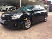 Cần bán lại xe Chevrolet Cruze LS đời 2013, màu đen số sàn giá cạnh tranh
