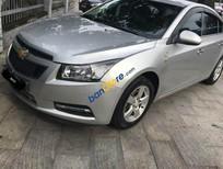 Cần bán Chevrolet Cruze LS đời 2013, màu bạc số sàn