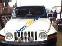 Cần bán lại xe Ssangyong Korando AT đời 2000, màu trắng, nhập khẩu