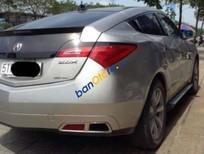 Xe Acura ZDX AT đời 2010, màu bạc, xe nhập số tự động