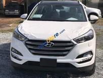 Cần bán Hyundai Tucson 4WD năm 2016, màu trắng, nhập khẩu