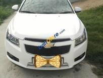 Bán Chevrolet Cruze LS đời 2013, màu trắng