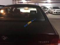 Cần bán lại xe BMW 3 Series 318i đời 2005, màu đen