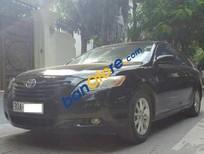 Bán Toyota Camry AT đời 2007, màu đen