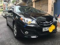 Cần bán Hyundai Avante 1.6AT sản xuất 2012, màu đen số tự động