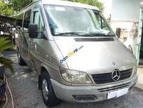 Cần bán gấp Mercedes Sprinter 313 2008 chính chủ, màu bạc, nhập khẩu chính hãng