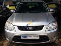 Bán Ford Escape 2.3 XLS đời 2011, màu bạc, xe nhập