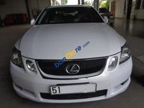 Bán gấp Lexus GS 300 2005, đăng ký lần đầu 2009, BSTP, màu trắng