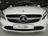 Bán Mercedes CLA200 đời 2016, màu trắng, xe nhập,giao ngay, giá tốt