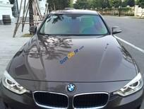 Bán xe BMW 320i màu cát cháy, sx 2013, đăng ký lần đầu 2014, xe chính chủ, còn nguyên bản