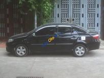 Cần bán lại xe Toyota Vios MT đời 2007, màu đen chính chủ, giá tốt