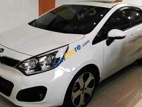 Cần bán Kia Rio 1.4AT sản xuất 2014, màu trắng, xe nhập