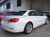 Bán xe BMW 420 Cab mui trần Series 2016, màu trắng, nhập khẩu chính hãng. Ưu đãi lớn