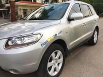 Tuấn Loan Auto bán Hyundai Santa Fe MLX đời 2009, màu bạc, nhập khẩu