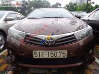 Xe Toyota Corolla altis 2.0 AT sản xuất 2014 số tự động, giá chỉ 855 triệu