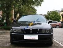 Bán ô tô BMW 5 Series 525i 2003, màu đen, giá chỉ 315 triệu