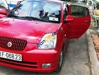 Bán xe cũ Kia Morning sản xuất 2005, màu đỏ, nhập khẩu chính chủ, 235tr