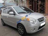 Cần bán xe cũ Kia Morning MT sản xuất 2011, màu bạc đ giá cạnh tranh