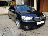 Cần bán xe Toyota Vios G năm 2007, màu đen chính chủ