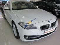 Bán xe BMW 5 Series 520i 2015, màu trắng, xe nhập
