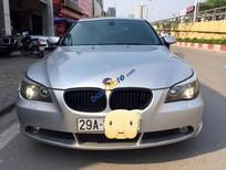 Đức Trí Auto bán BMW 525i đời 2004, màu bạc, nhập khẩu