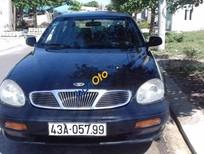 Cần bán gấp Daewoo Leganza sản xuất 2000, màu đen, nhập khẩu