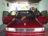 Bán Toyota Cressida MT sản xuất 1992, màu đỏ, giá tốt