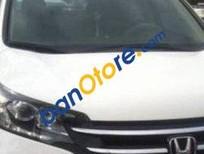 Bán Honda CR V AT năm 2013, màu trắng số tự động