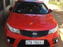 Bán xe cũ Kia Cerato Koup đời 2010, màu đỏ, xe nhập xe gia đình