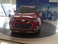 Bán Chevrolet Captiva LTZ sản xuất 2016, màu đỏ
