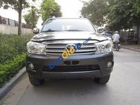 Cần bán Toyota Fortuner V đời 2009