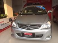 Cần bán xe Toyota Innova 2.0V 2010, màu bạc