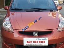 Cần bán lại xe Honda FIT đời 2007, nhập khẩu số tự động, giá chỉ 429 triệu