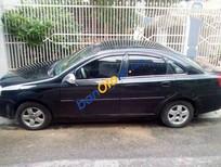 Cần bán xe Daewoo Lacetti MT đời 2007, màu đen số sàn, giá tốt