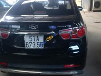 Bán xe Hyundai Avante đời 2013, màu đen, 455tr