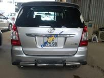 Bán xe Toyota Innova E sản xuất 2013, màu bạc, giá chỉ 682 triệu