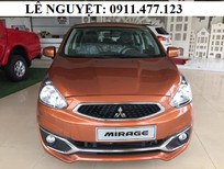 Cần bán xe Mitsubishi Mirage mới 2016, nhập khẩu chính hãng. Lh: Lê Nguyệt: 0905.883.034
